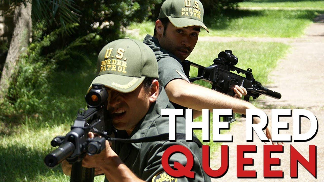 The Red Queen (Action Movie, English, Free Thriller, American Movie, Adventure) full length movies