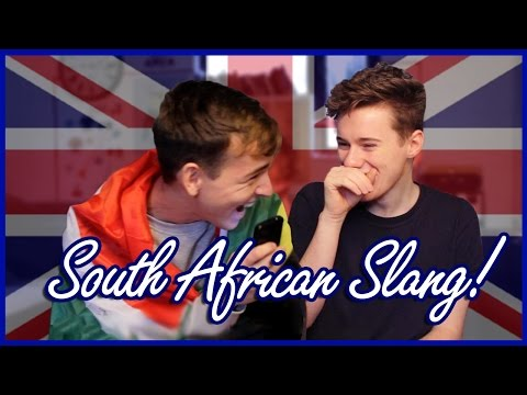 BRITISH LEARNS SOUTH AFRICAN! | Samkingftw