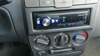 Hyundai Accent Orta Konsol Panel Aydınlatması Tamiri Nasıl Yapılır #tamir #accent