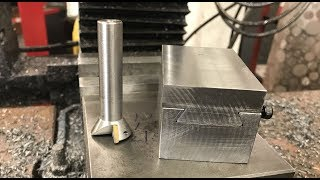Machining Matching Male & Female Dovetails