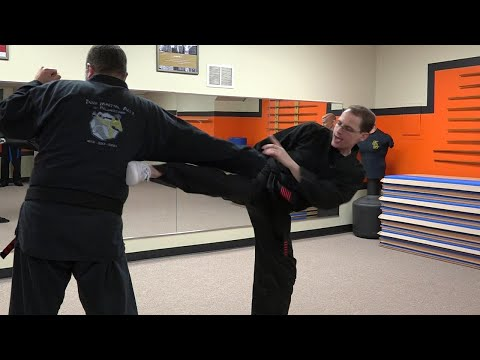 Shaolin Kempo Combination 5