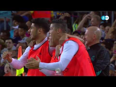 Barcelona 1 3 Real Madrid HD 1080i Spanish Super Cup Full Match Highlights 13 08 17