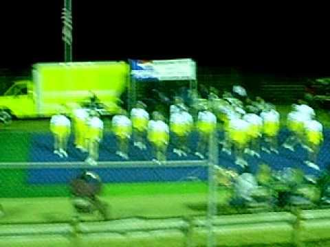Lumberton Senior High School Cheerleaders 2010 - 1st place