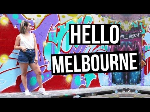 Hello Melbourne! | Melbourne Vlog Part One
