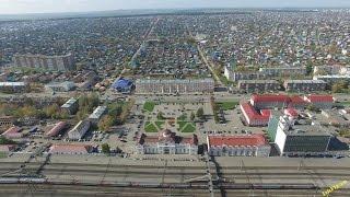 Аэросъемка Ижевск 4k-видео. Студия IzhFly.ru