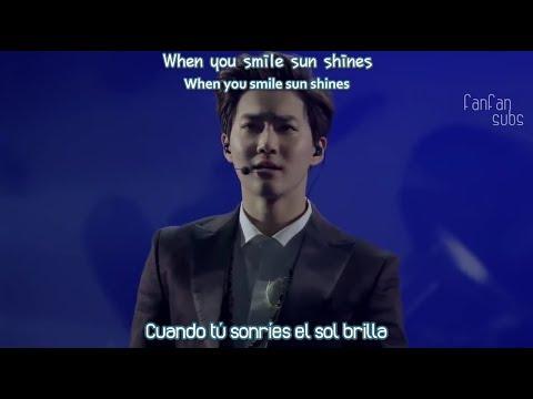 EXO - Baby Don't Cry (인어의 눈물) [ Sub Español /Rom/Han]
