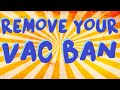 How to remove your VAC ban!
