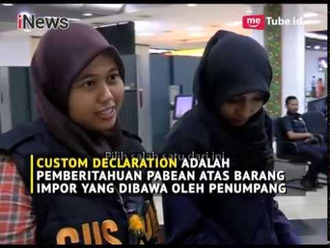 Debat Petugas Bea Cukai & WNA yang Tak Terima Alkohol Dimusnahkan Part 01 - Indonesia Border 01/03