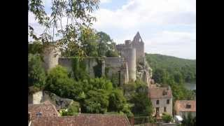 Loire Valley gite holiday at Le Bouchet - Angles sur l'Anglin.wmv