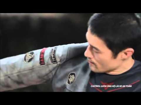Đam mê lái xe moto của Johnny Trí Nguyễn