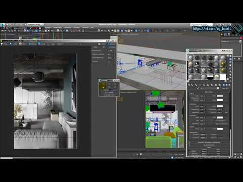 Corona renderer CG Bandit 中文版 (中文课程版)