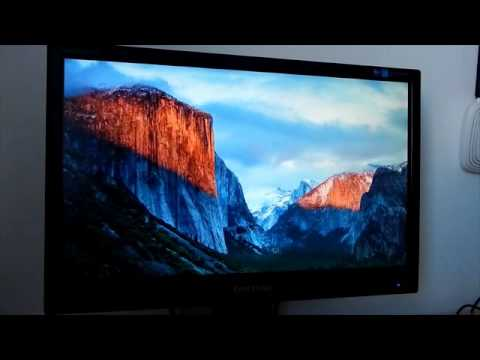 How To Install Mac OS X 10 11 El Capitan On  PC