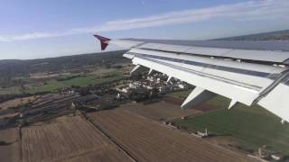 4K Landung auf Mallorca PMI inkl Anflug uncut