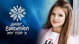 Junior Eurovision 2018 / My TOP 3 so far / From Belarus