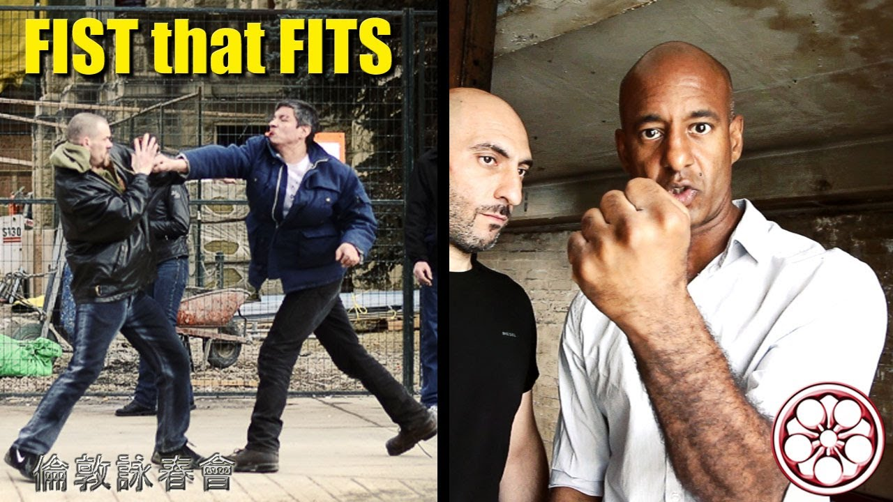 BEST PUNCH for the STREET?.. Self Defence TIPS