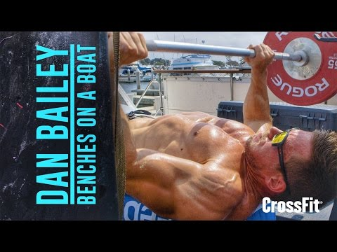 Dan Bailey: Workout for March 21, 2016