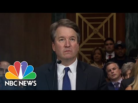 Lindsey Graham To Brett Kavanaugh: You Came To The Wrong Town For A Fair Process | NBC News