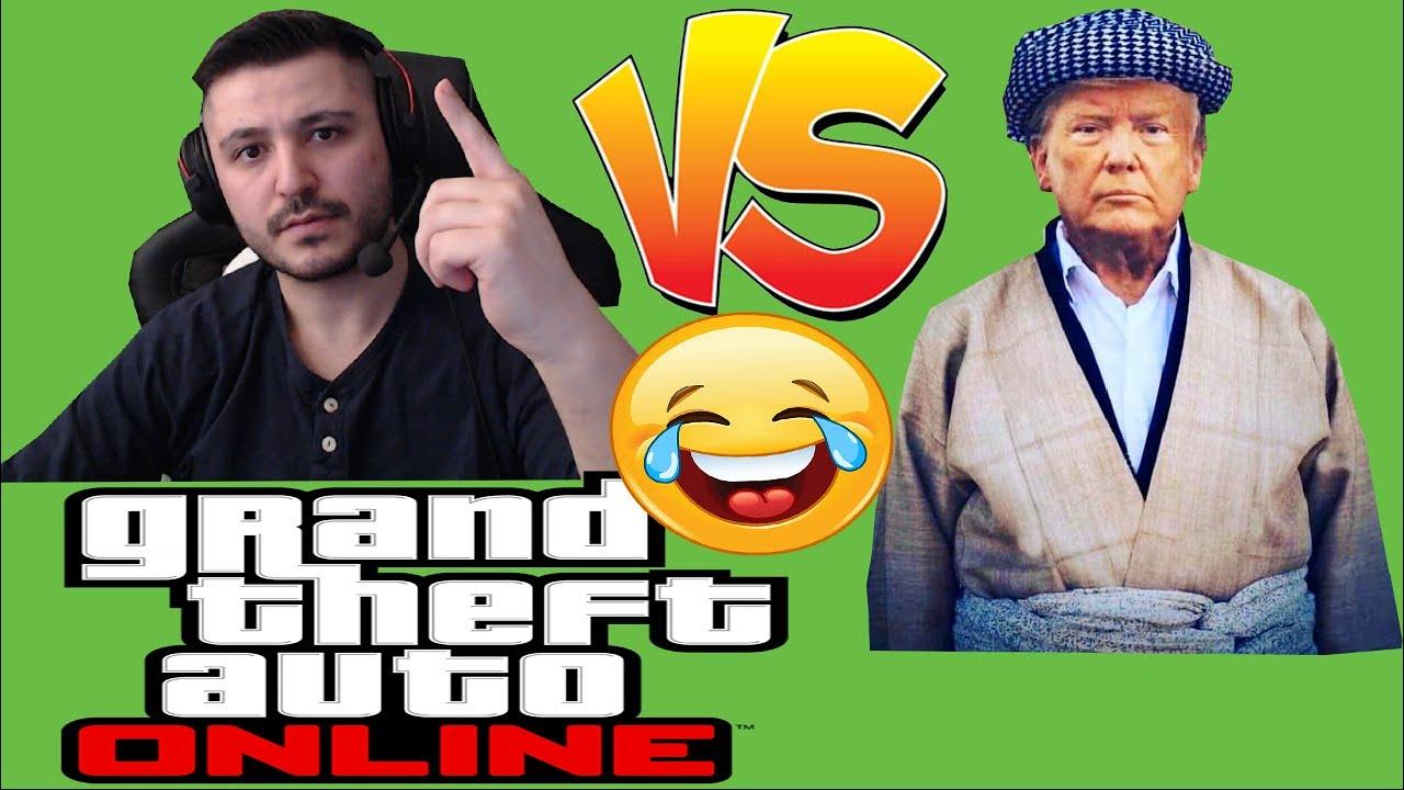GTA 5 online | Dado Vs Trump #zaxo #duhok #kurd