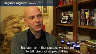 THE ICN TV INTERVIEW: RAGNAR BRAGASON on Mr. Bjarnfredarson and the -Shift TV Series