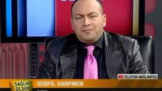 Bursa Tabip Odası Başkanı Dr. Ertuğrul Aydın AS TV'de Sağlık Olsun Programı konuğu