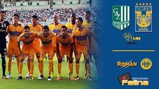 Zacatepec vs Tigres 2-1 Jornada 2 Apertura 2017 Copa Mx HD