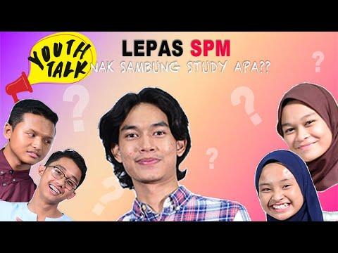 YOUTH TALK: Lepas SPM Wajar Sambung STPM?