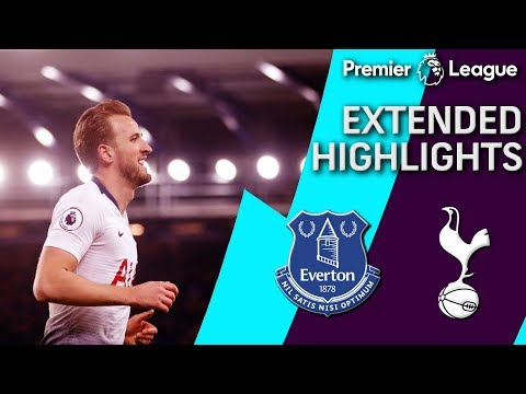 Everton v. Tottenham | PREMIER LEAGUE EXTENDED HIGHLIGHTS | 12/23/18 | NBC Sports