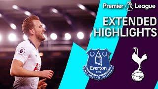 Everton v. Tottenham | PREMIER LEAGUE EXTENDED HIGHLIGHTS | 12/23/18 | NBC Sports