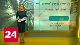 Взрыв в метро: волна детонации