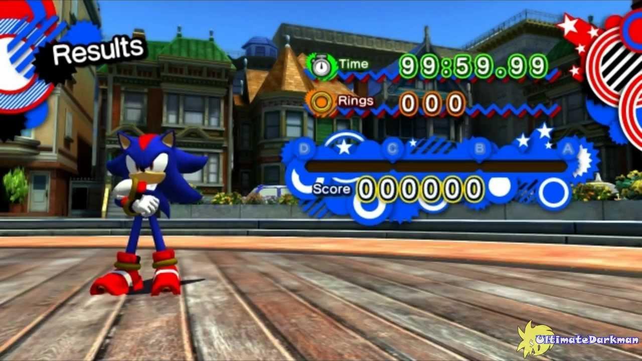 Sonic Generations - Shadic MOD[BIG Update] - YouTube