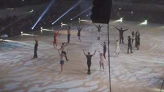 Ледовое шоу Авербуха Вместе и навсегда - Пермь(24.03.2018)