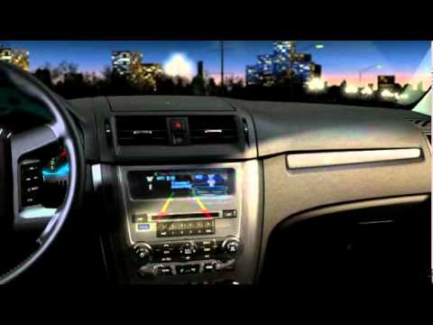Rear View Camera Ford Fusion
