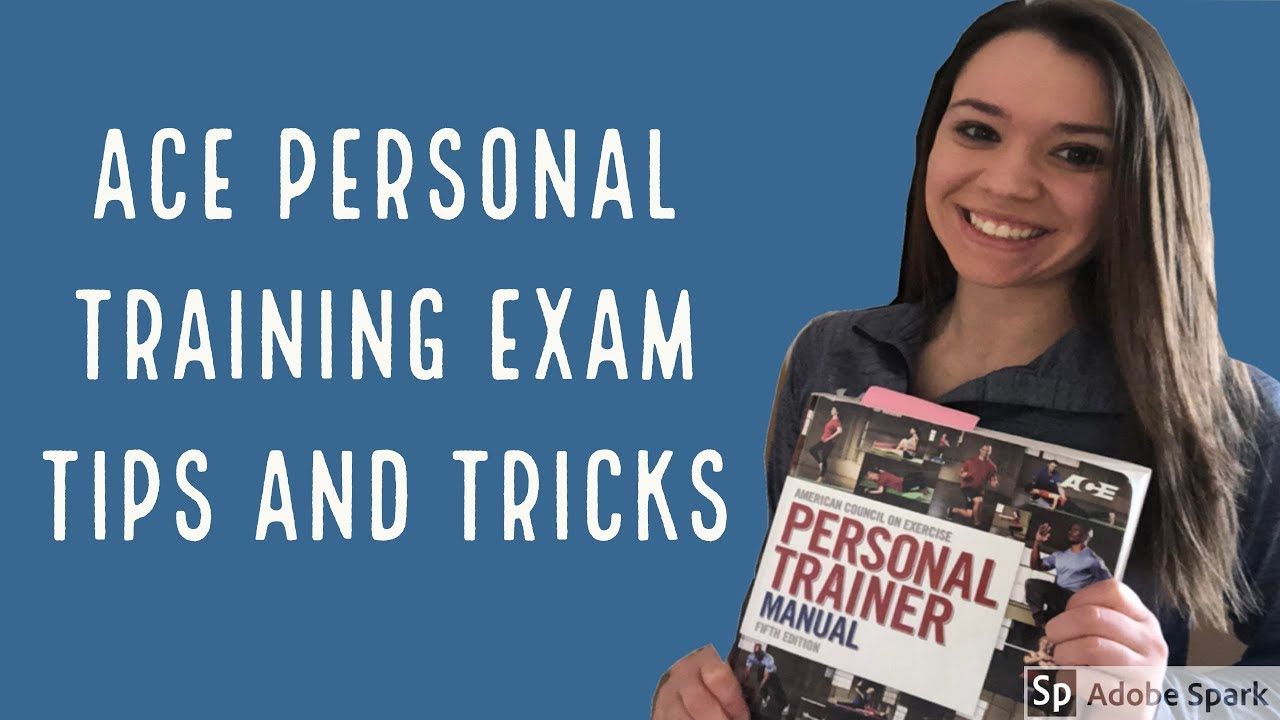 Ace Personal Training Exam Tips And Tricks Youtube
