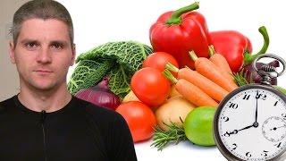 Смотреть видео Как лучше есть овощи?