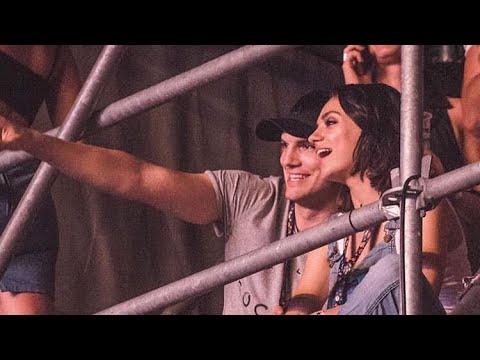 Így tombolt Ashton Kutcher és Mila Kunis a SZIGETen!