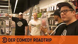 Der Comedy Roadtrip – Reeperbahn und Porno-Karaoke