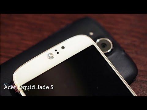 Acer Liquid Jade S | Hands-on