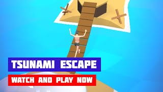 Tsunami Escape · Game · Gameplay
