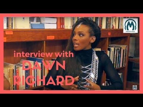 Dawn Richard shares thoughts on R&B, Brandy, Azealia Banks, allegedly sabotaging Aubrey  |Interview