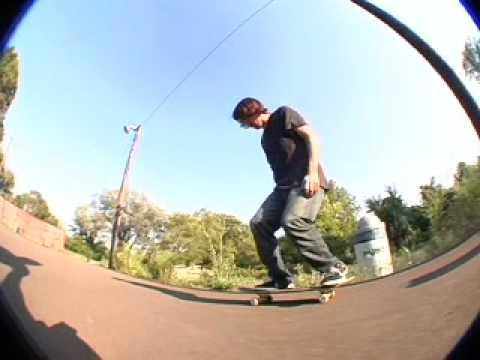 "Bubba Smith & Pat Villa -Homebase Skateshop- ""Where The Heart Is"""