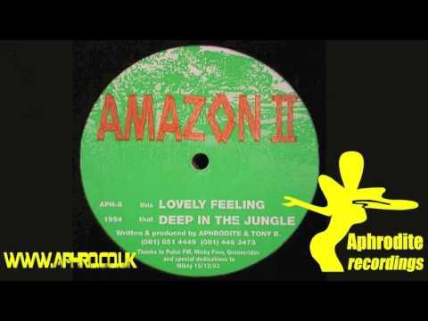DJ Aphrodite / Amazon II - Lovely Feeling (1994)