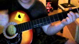 Как играть на гитаре Испанскую мелодию