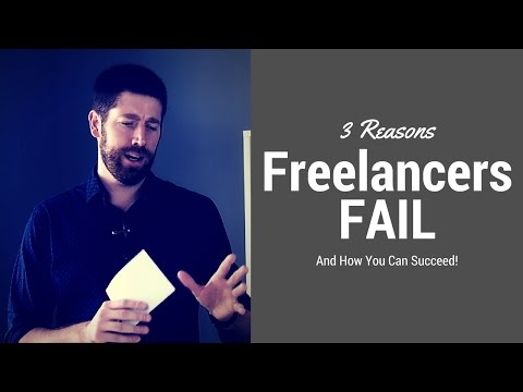 How To Be a Successful Freelancer (and mistakes to avoid!)
