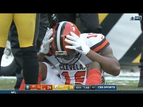 10 Funniest BLOOPERS From The 2017 NFL Regular Season