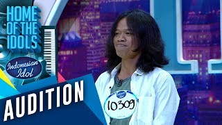Wow! Ikutan audisi, Sukirat sebut dirinya King of Pop - AUDITION 2 - Indonesian Idol 2020