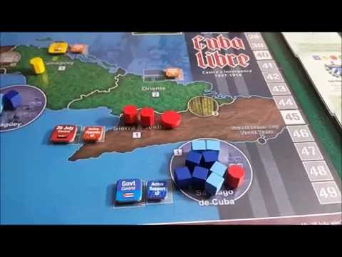 Cuba Libre Game: Government Strategy Guide