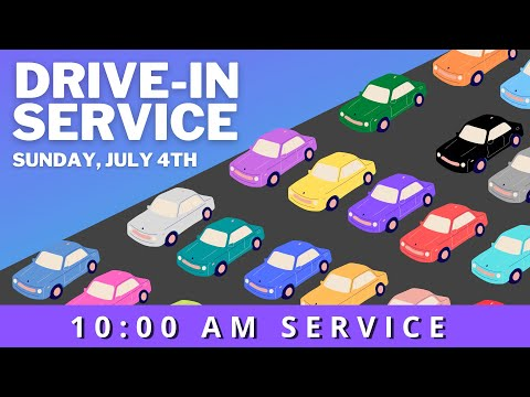 July 4th Drive In Service   Are Your Ready to Roll?