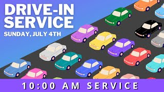 July 4th Drive In Service | Are Your Ready to Roll?