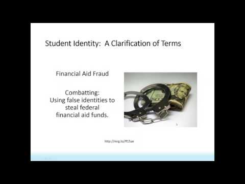 WCET Webcast:  Combating Financial Aid Fraud