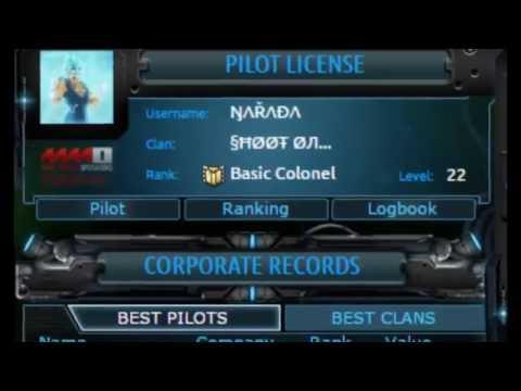 Darkorbit Global America 3 - Skills Or Ranks?